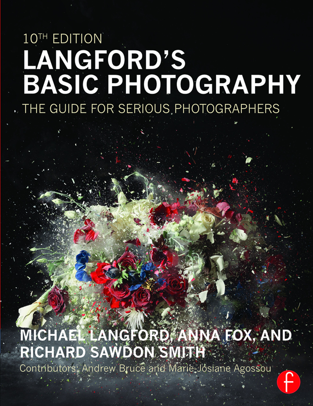 Langford's Basic Photography: The Guide for Serious Photographers book cover