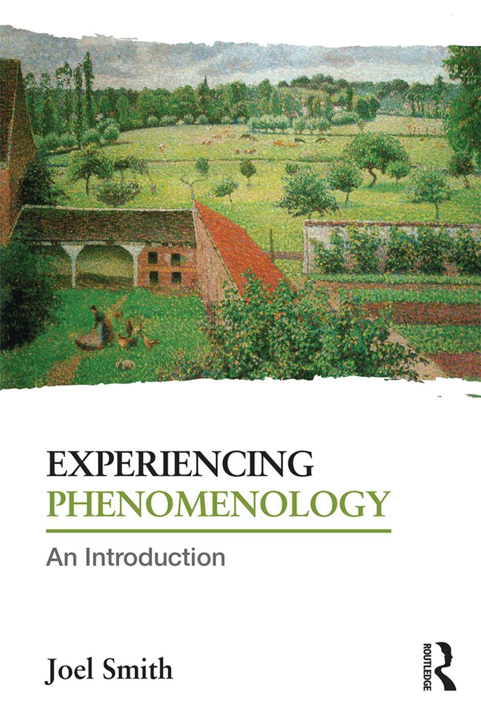 Experiencing Phenomenology: An Introduction Book Cover