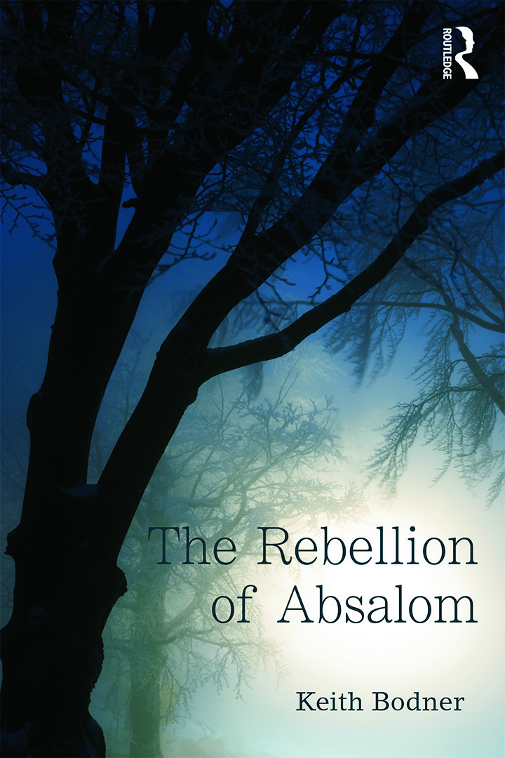 The Rebellion of Absalom book cover