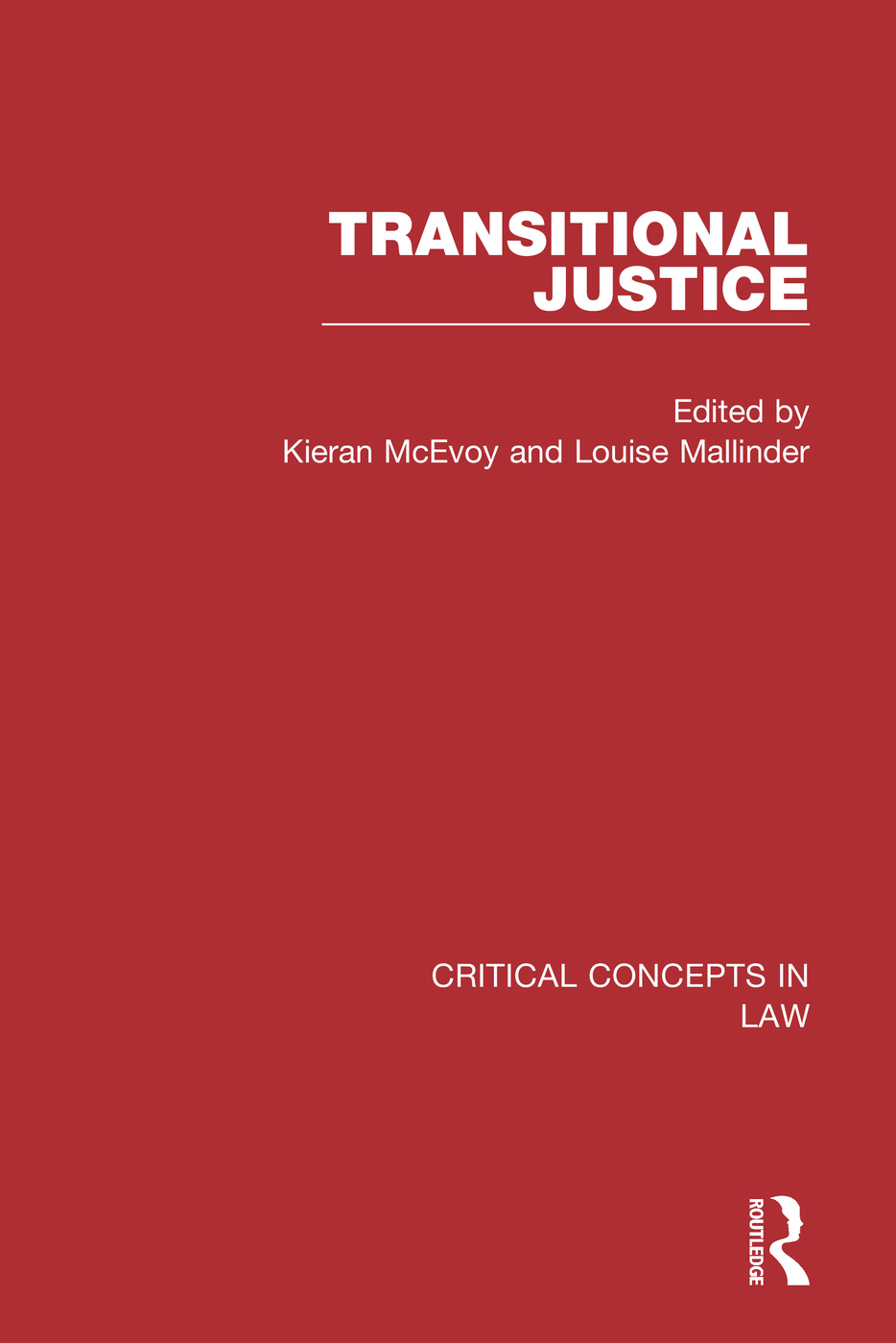 Transitional Justice book cover