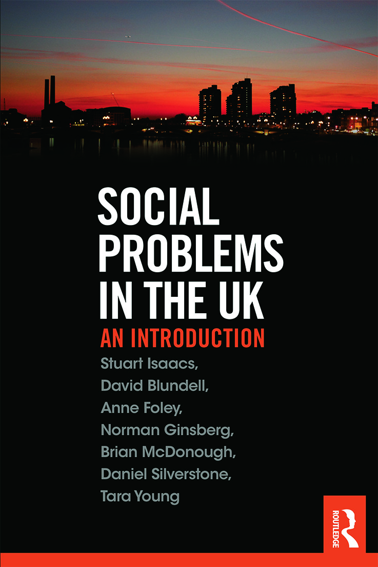 Social Problems in the UK: An Introduction book cover