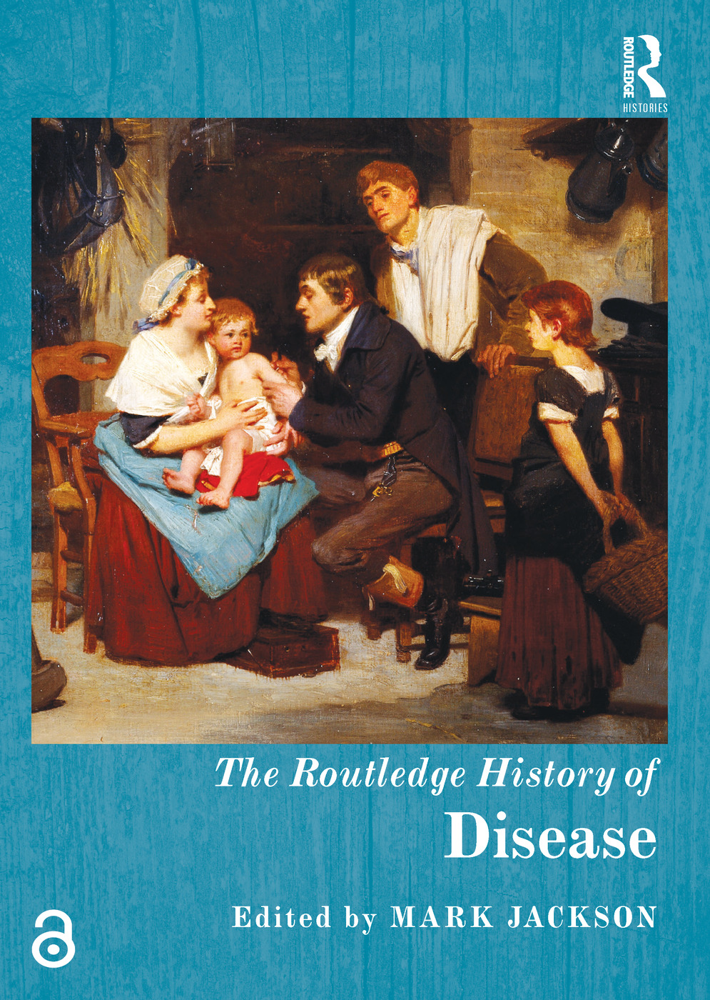 The Routledge History of Disease book cover