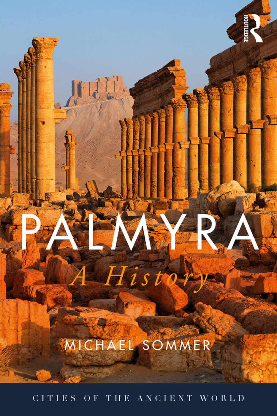 Palmyra: A History book cover