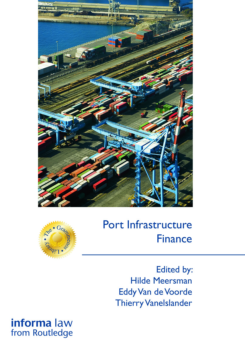 Port Infrastructure Finance book cover