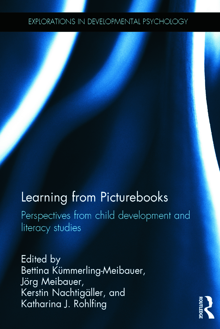 Learning from Picturebooks: Perspectives from child development and literacy studies, 1st Edition (Hardback) book cover