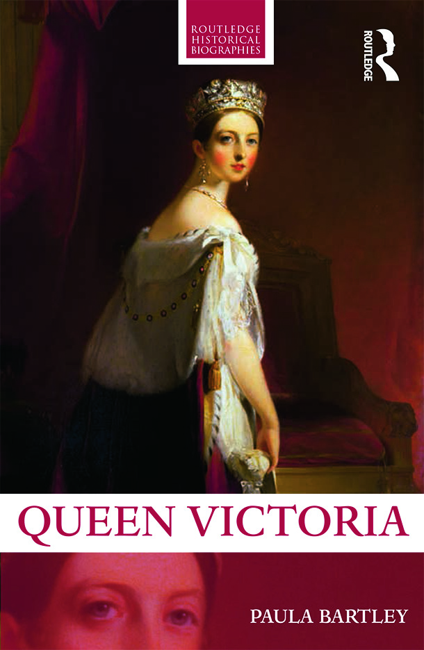 Queen Victoria book cover
