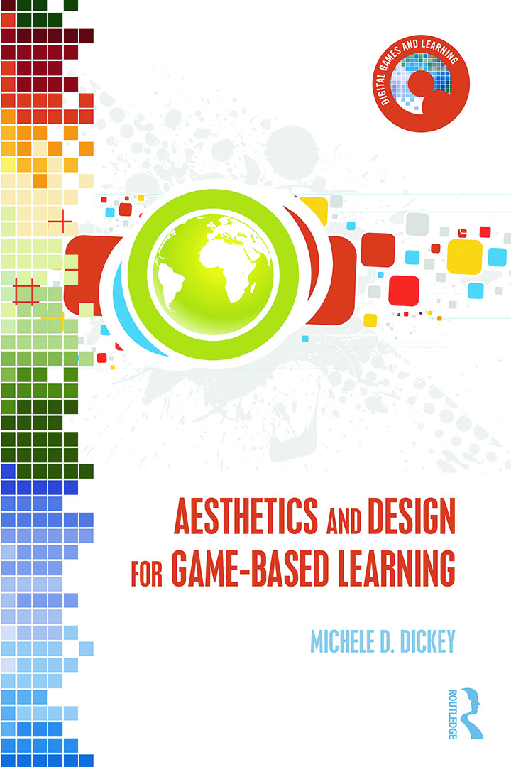 Aesthetics and Design for Game-based Learning: 1st Edition (Paperback) book cover