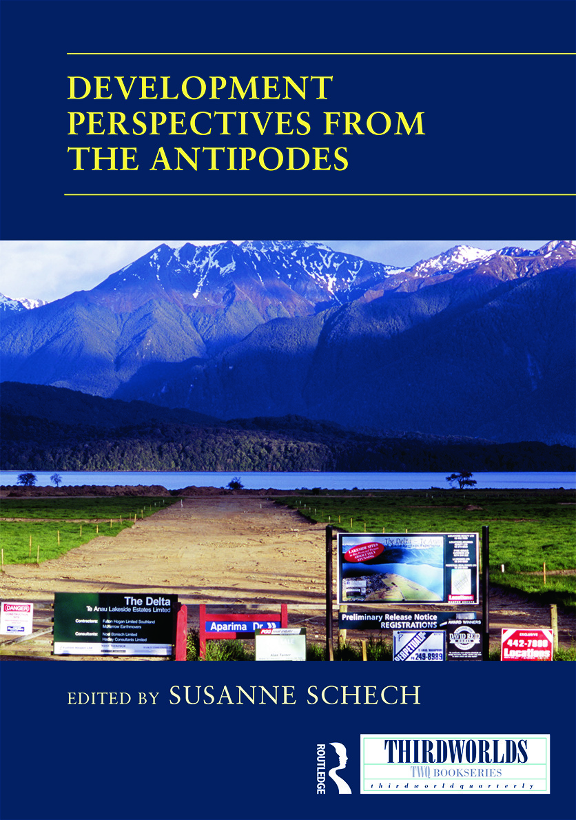 Development Perspectives from the Antipodes book cover