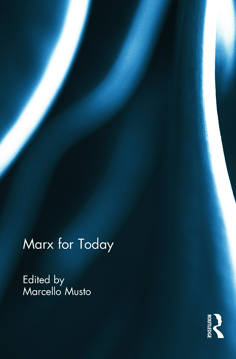 Marx for Today: 1st Edition (e-Book) book cover
