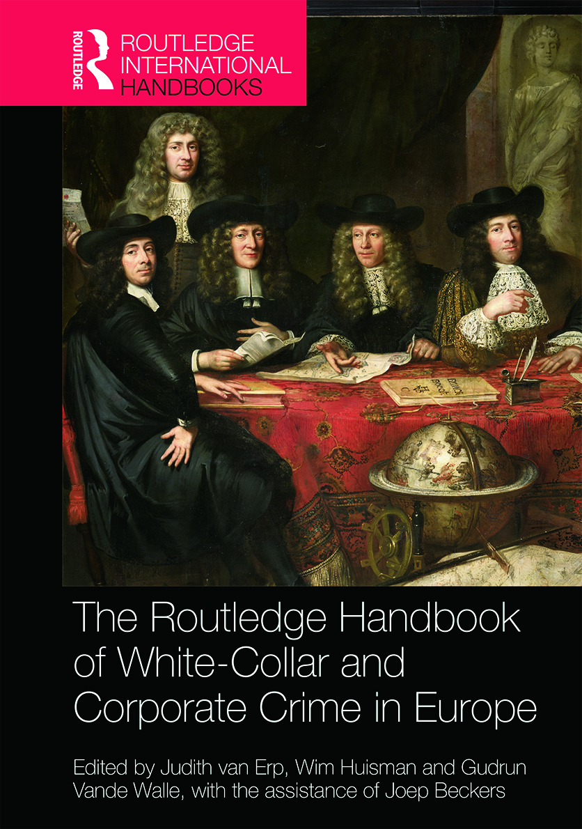 The Routledge Handbook of White-Collar and Corporate Crime in Europe book cover
