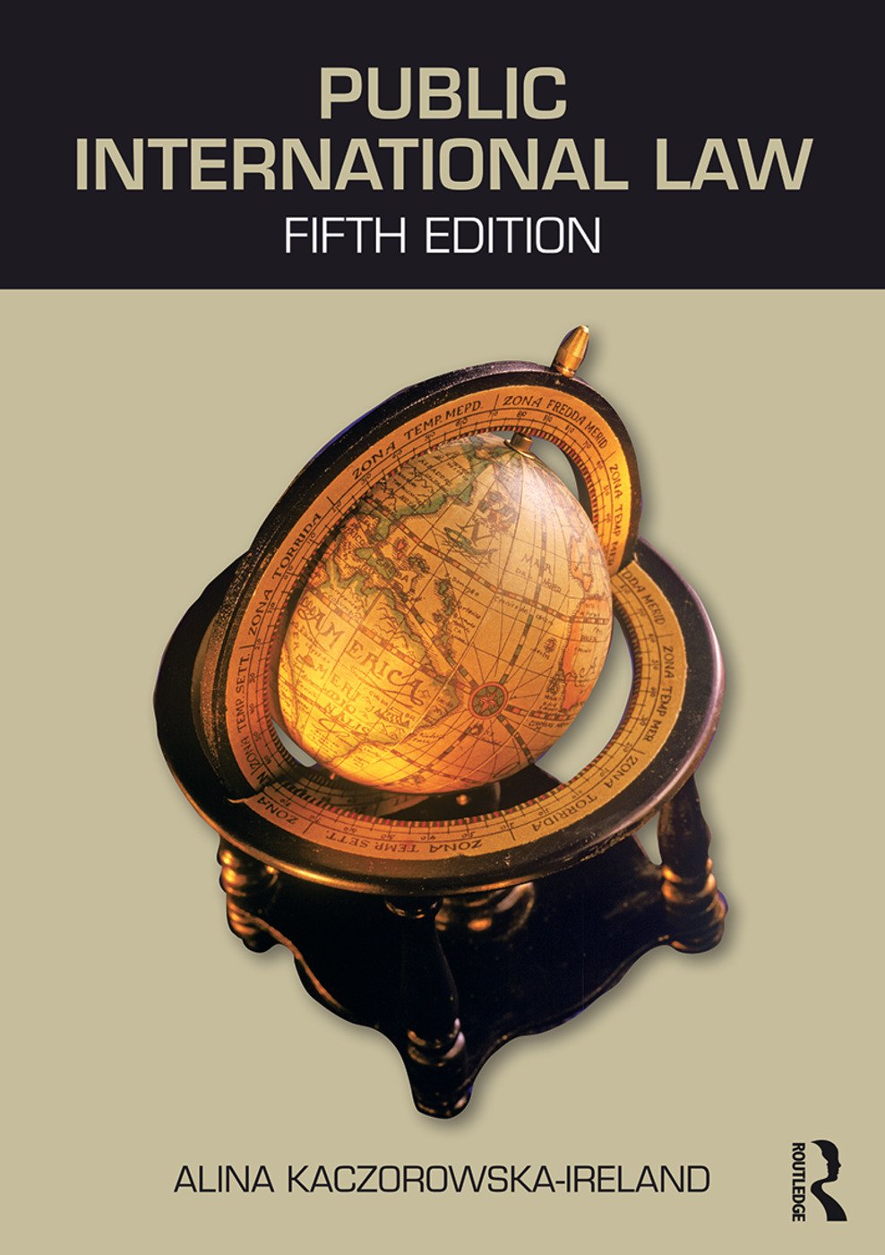 Public International Law book cover