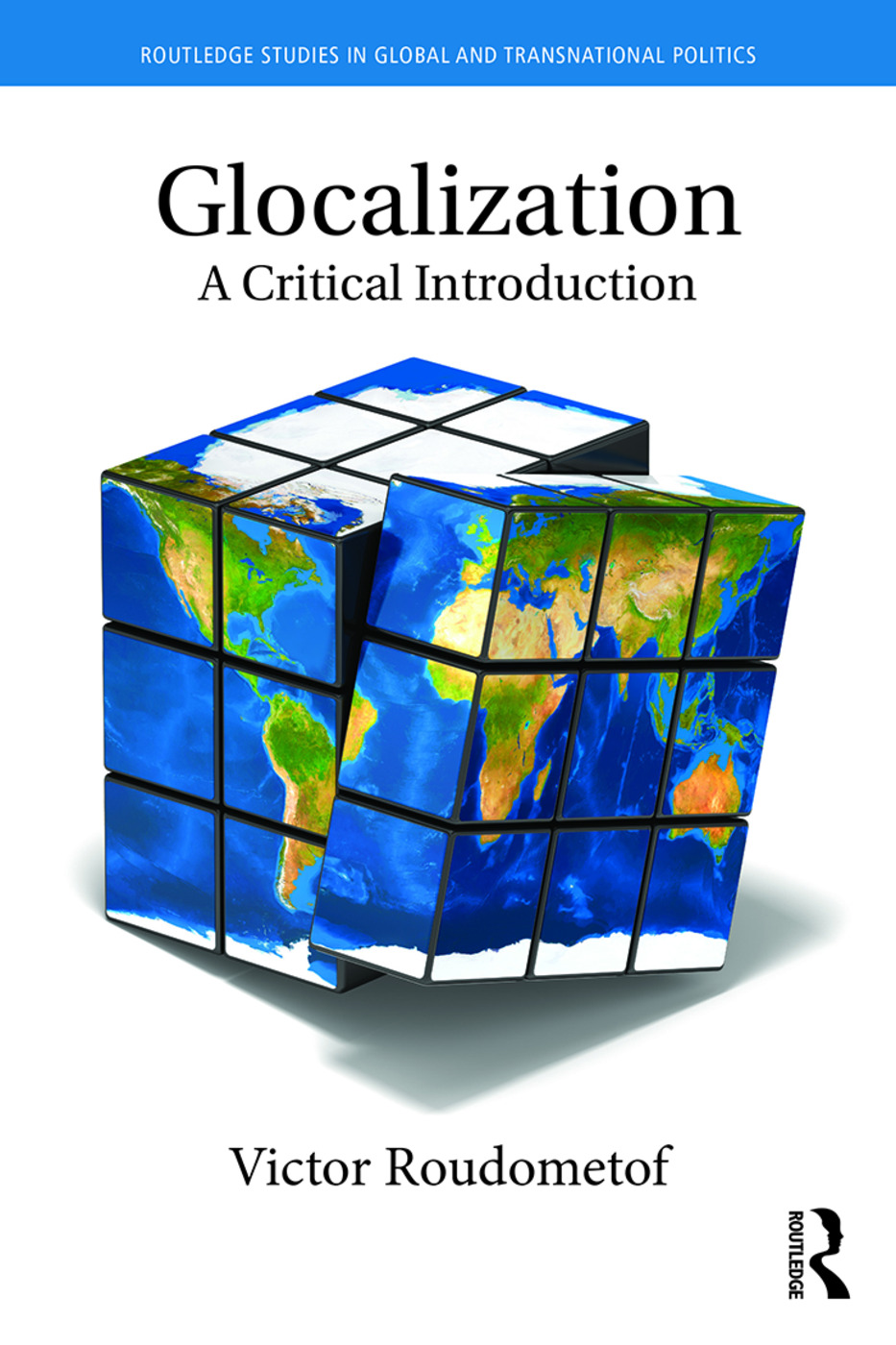 Glocalization: A Critical Introduction (Paperback) book cover