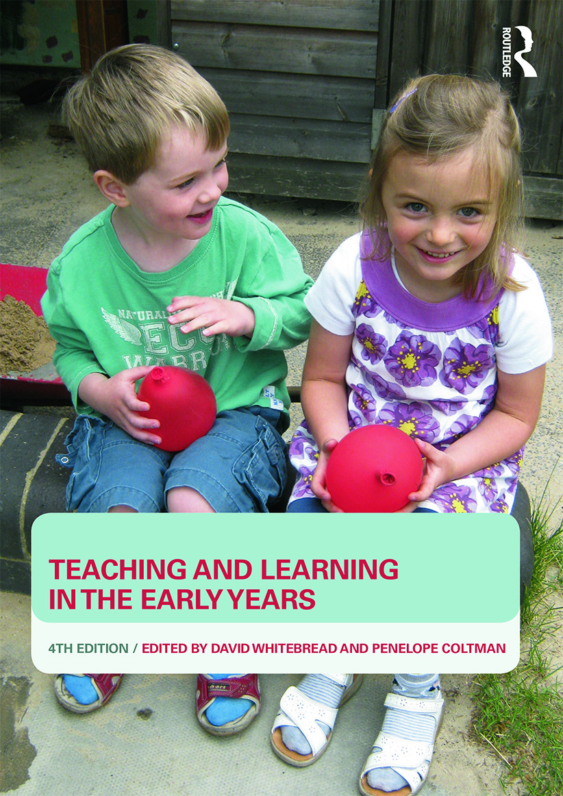 Teaching and Learning in the Early Years: 4th Edition (Paperback) book cover