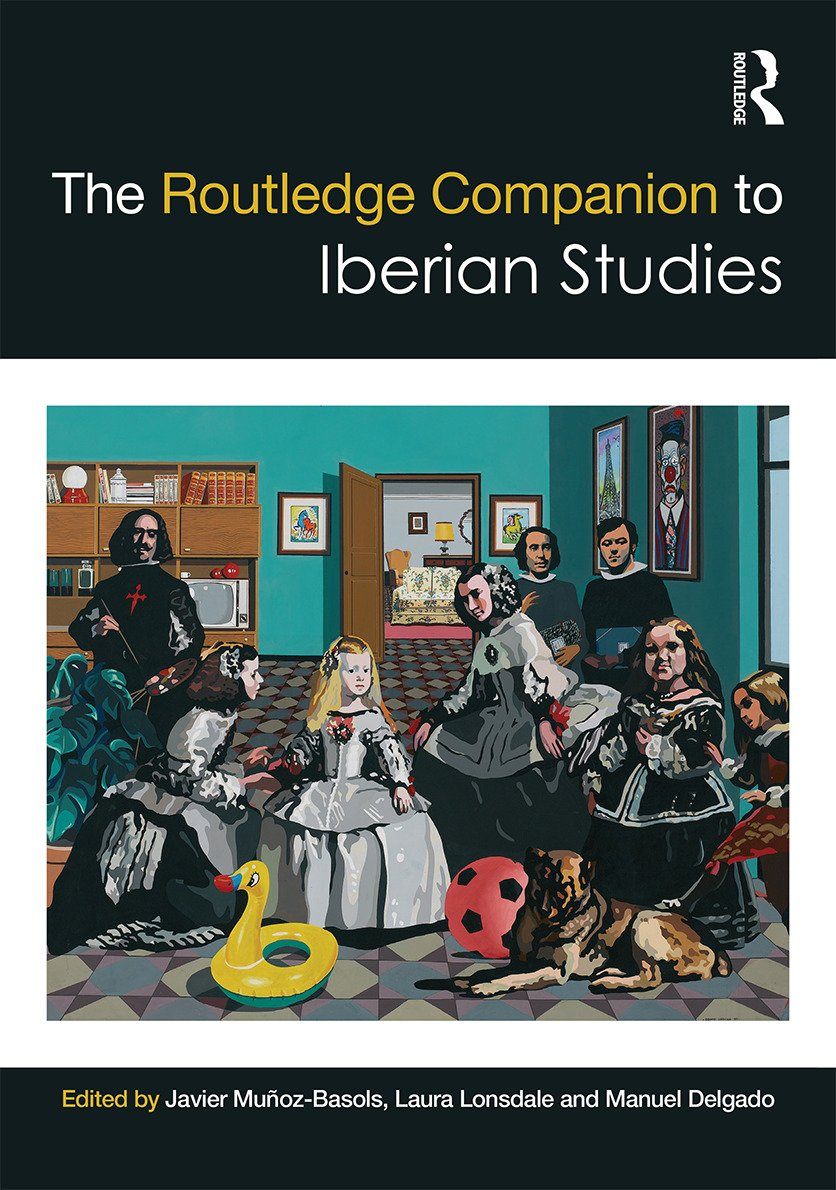 The Routledge Companion to Iberian Studies (Hardback) book cover