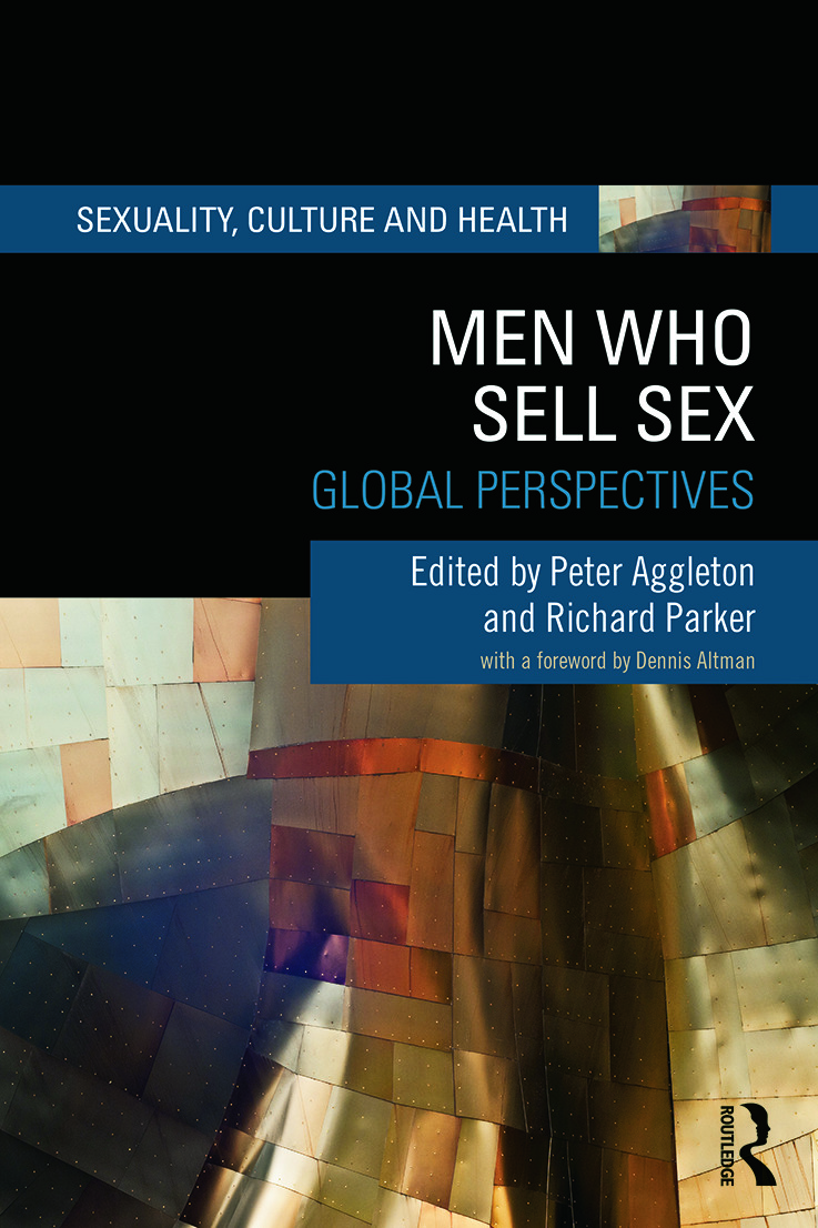 Men Who Sell Sex: Global Perspectives, 1st Edition (Paperback) book cover