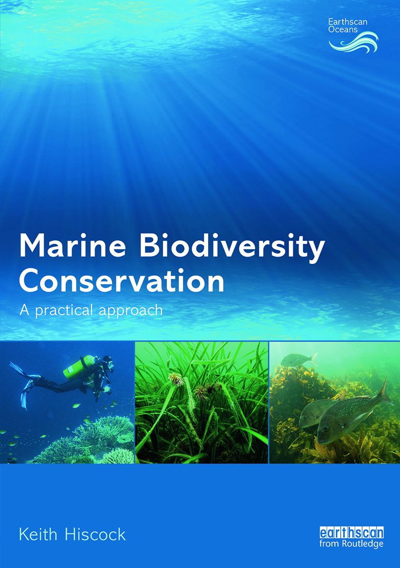 Marine Biodiversity Conservation: A Practical Approach, 1st Edition (Paperback) book cover
