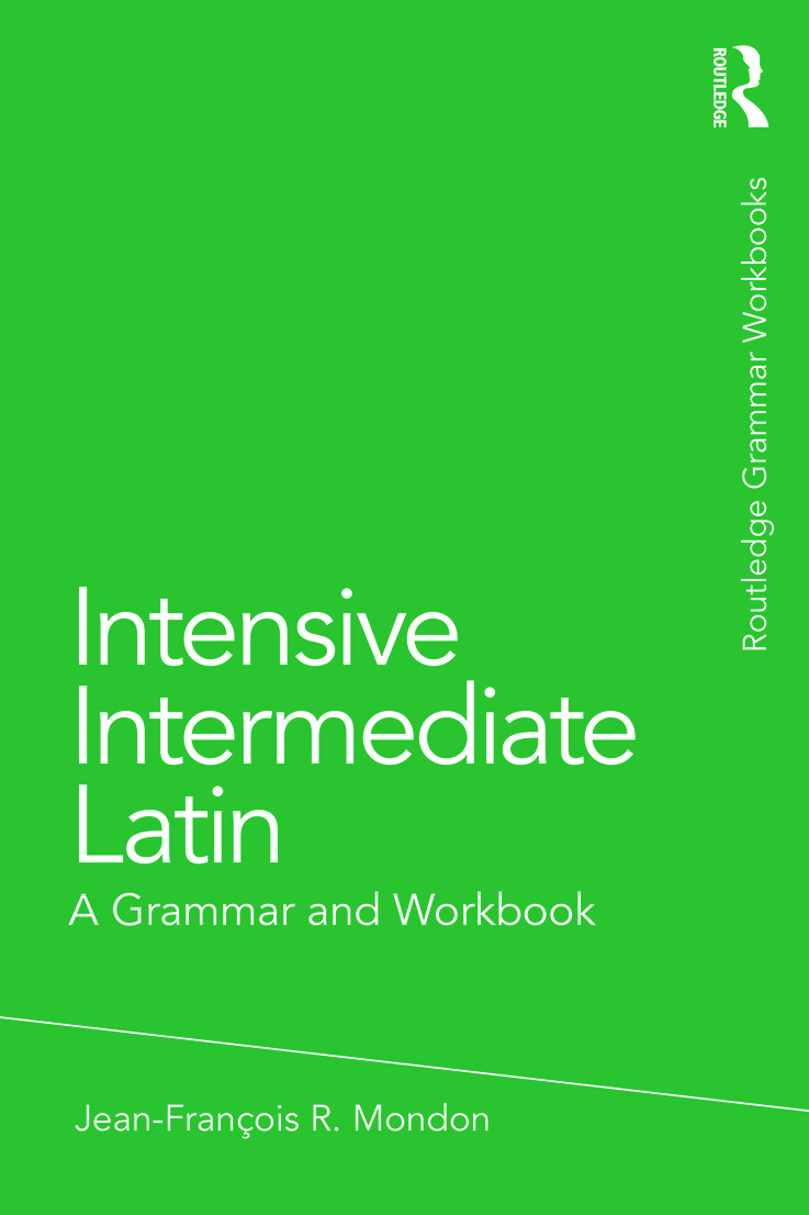 Intensive Intermediate Latin