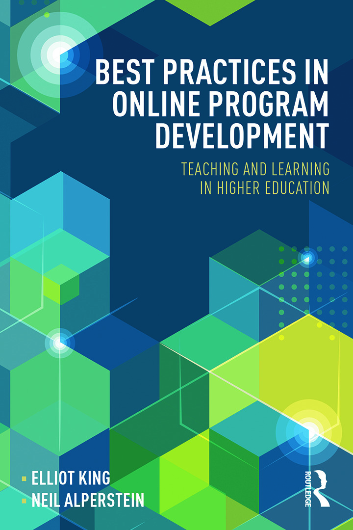 Best Practices in Online Program Development: Teaching and Learning in Higher Education (Paperback) book cover