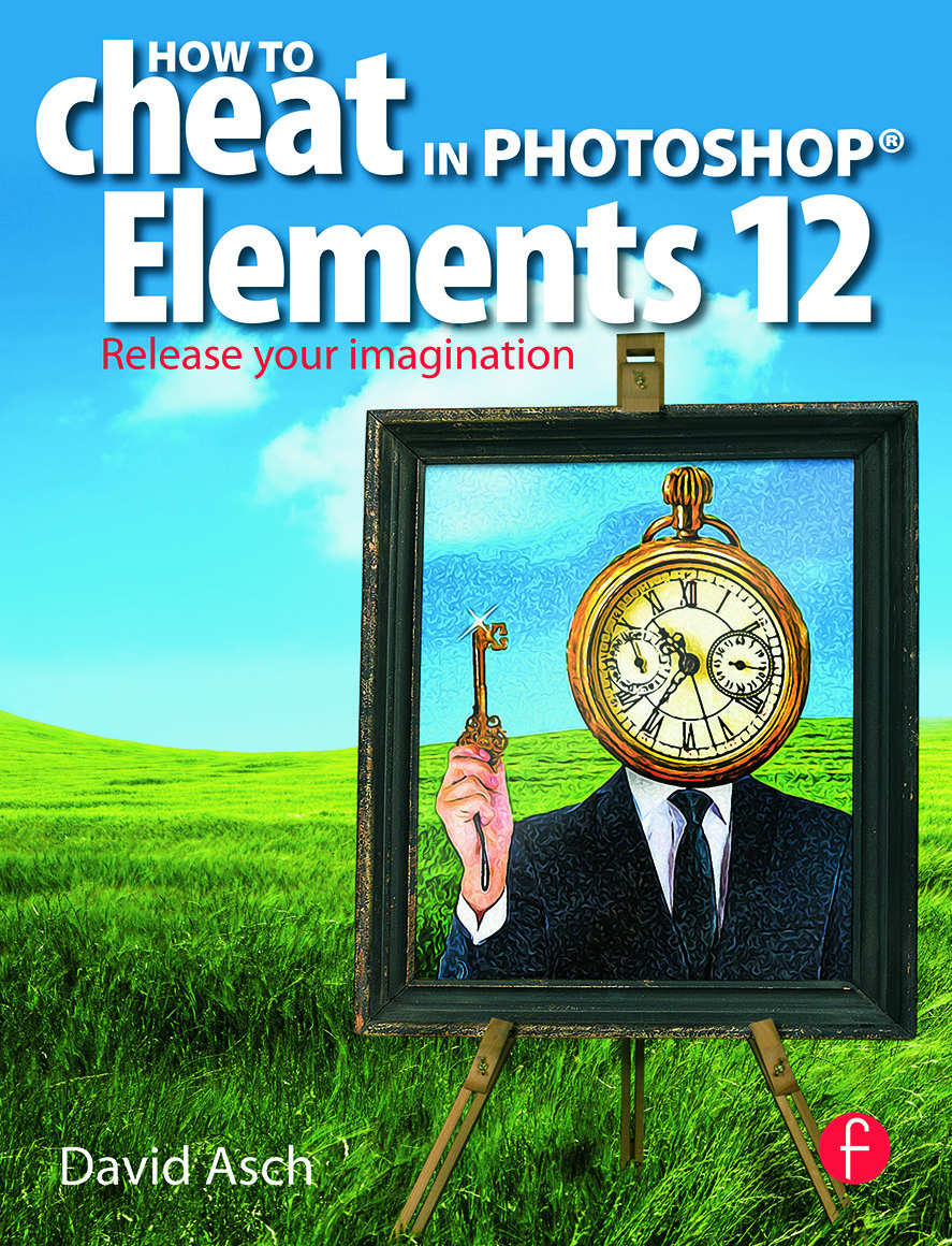 How To Cheat in Photoshop Elements 12: Release Your Imagination book cover