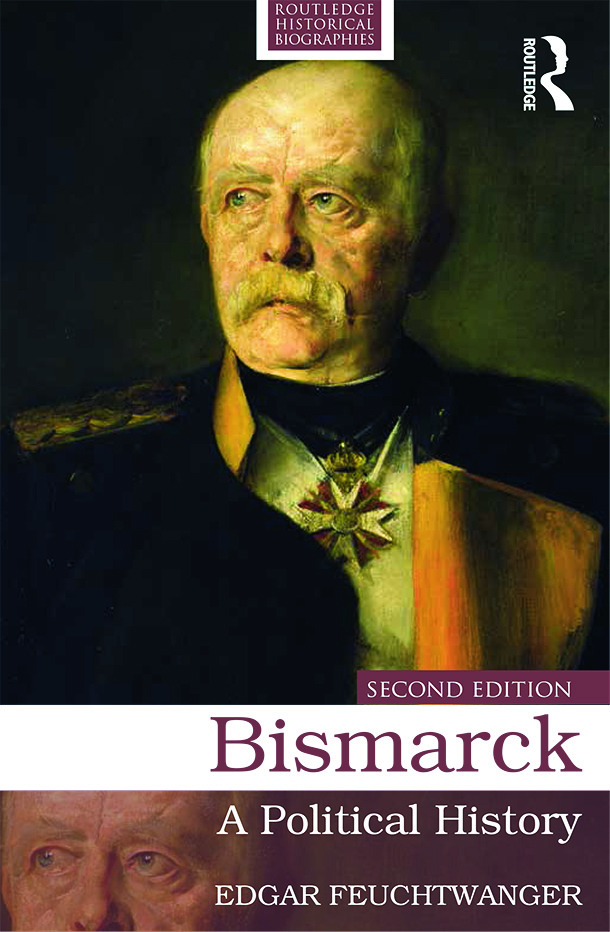 Bismarck: A Political History book cover