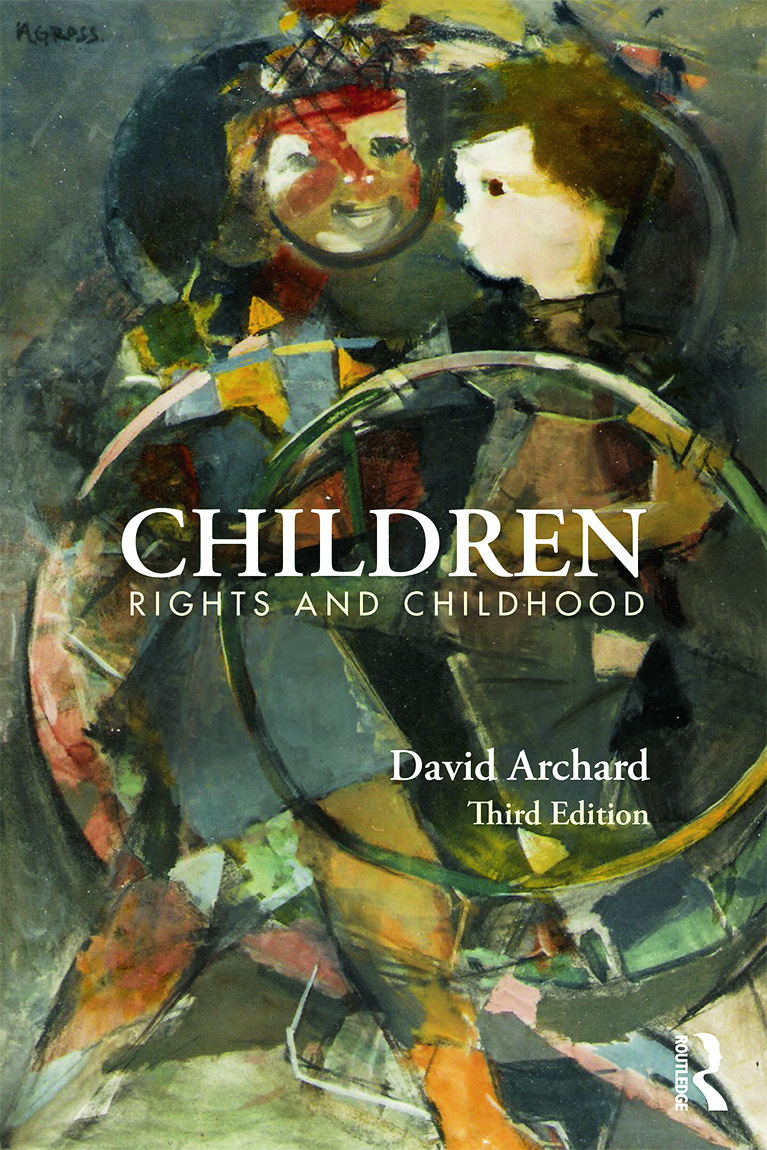 Children: Rights and Childhood book cover