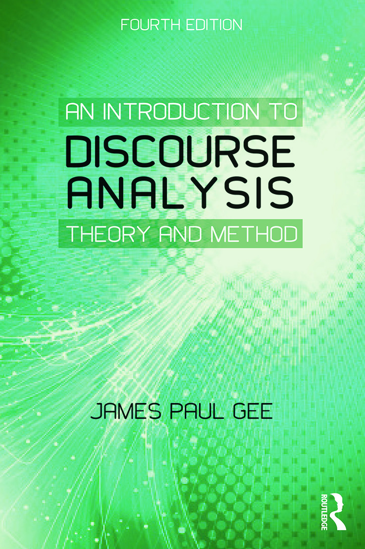 An Introduction to Discourse Analysis: Theory and Method book cover