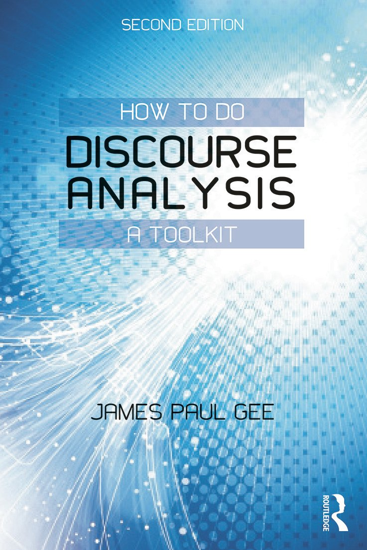 How to do Discourse Analysis: A Toolkit, 2nd Edition (Paperback) book cover