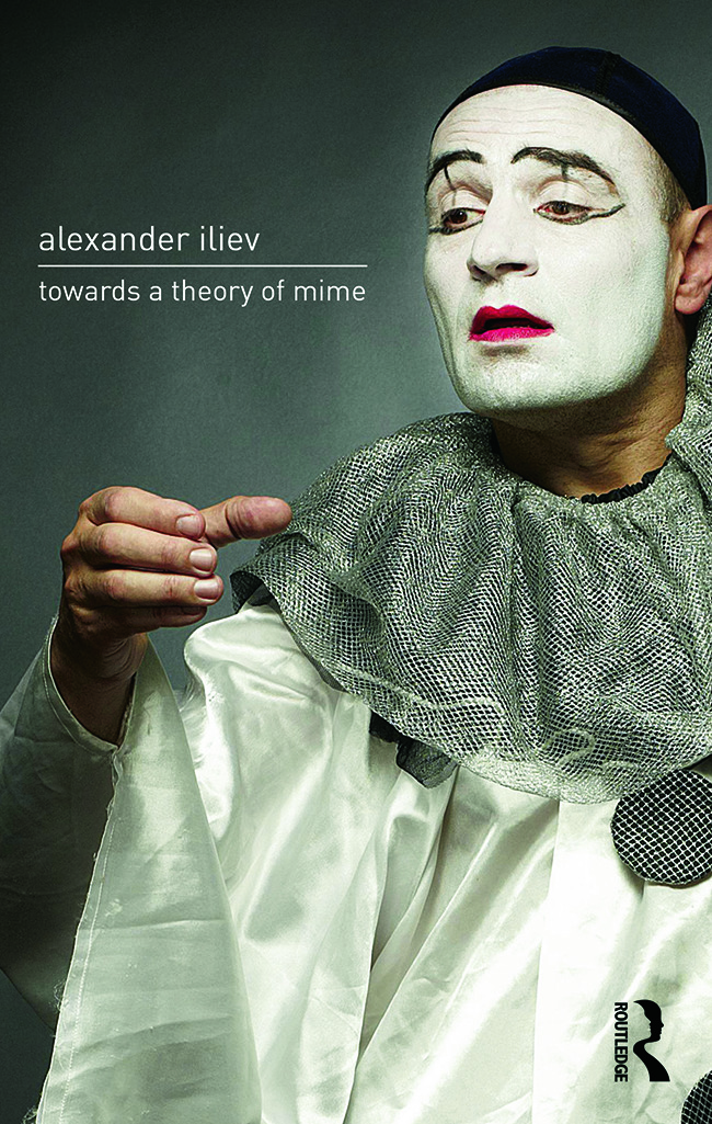 Towards a Theory of Mime: 1st Edition (Paperback) book cover