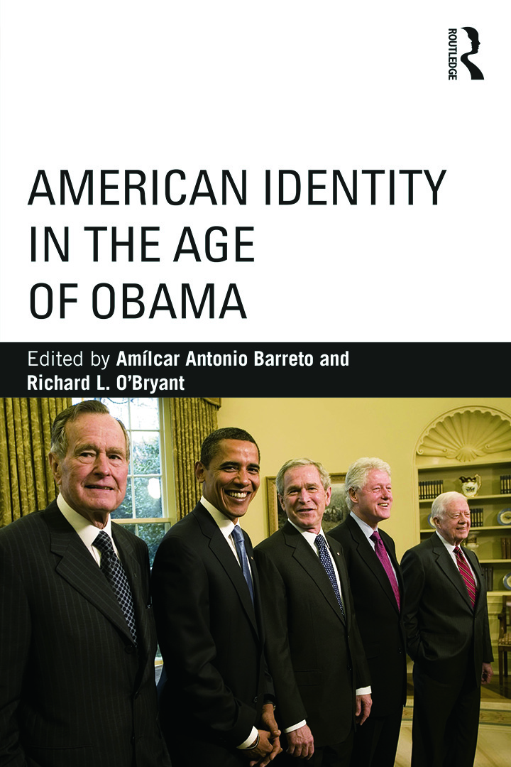 American Identity in the Age of Obama book cover
