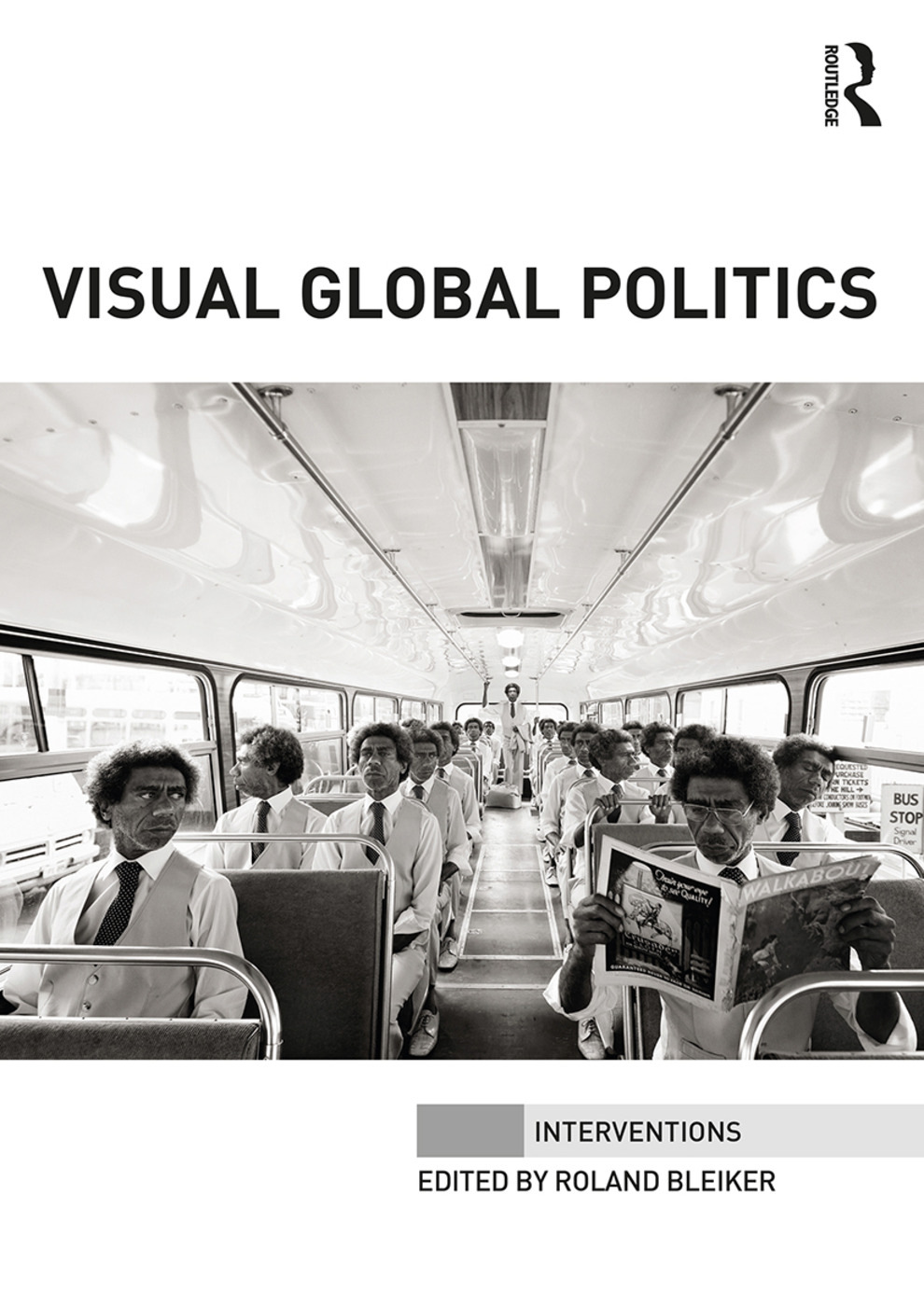 Visual Global Politics book cover