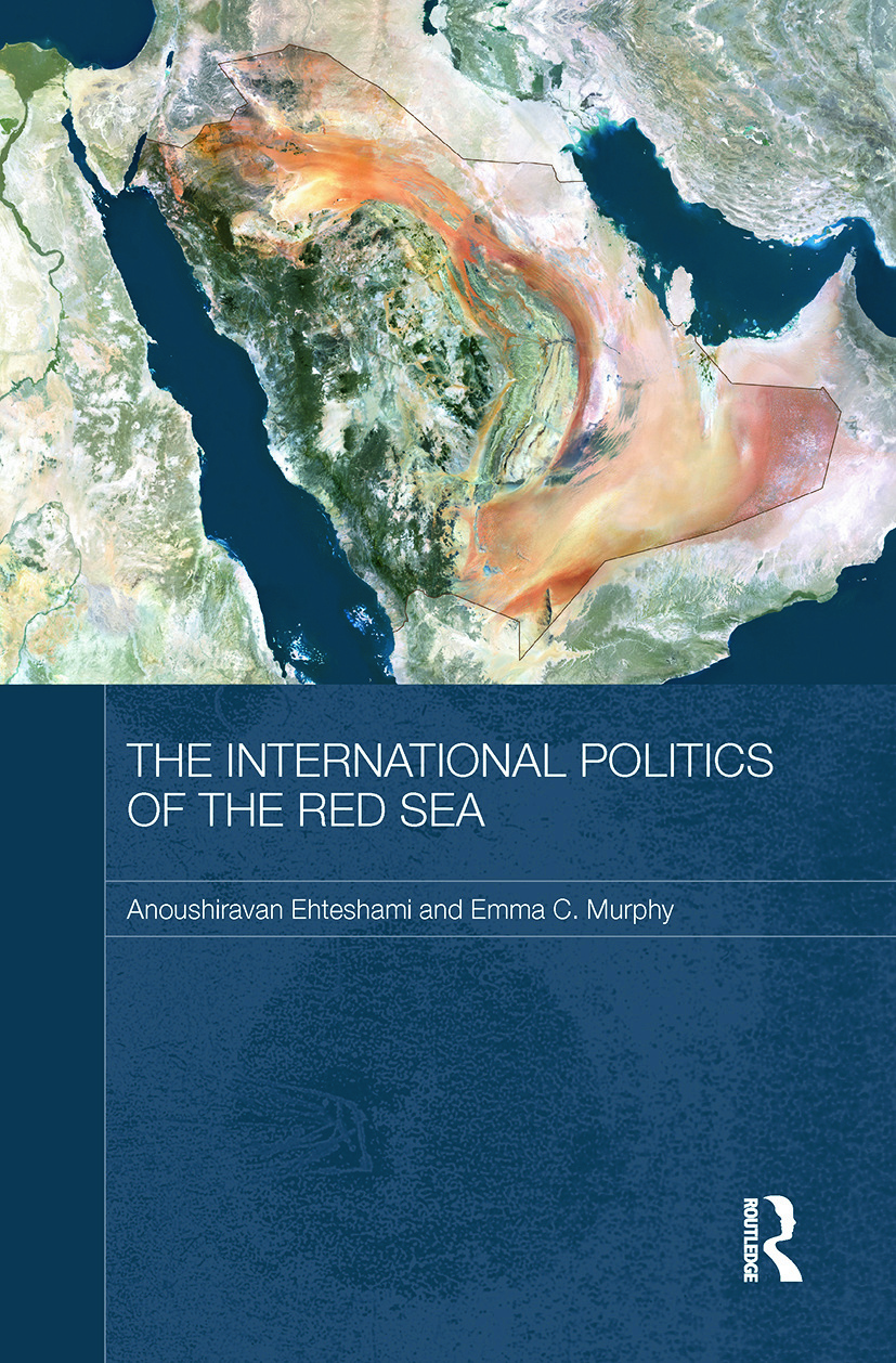 The International Politics of the Red Sea book cover