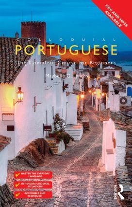 Colloquial Portuguese book cover