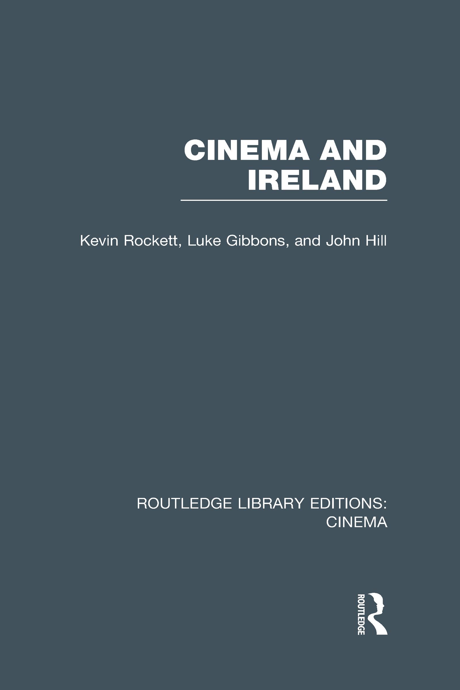 Cinema and Ireland: 1st Edition (Hardback) book cover