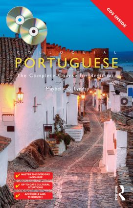 Colloquial Portuguese: The Complete Course for Beginners book cover