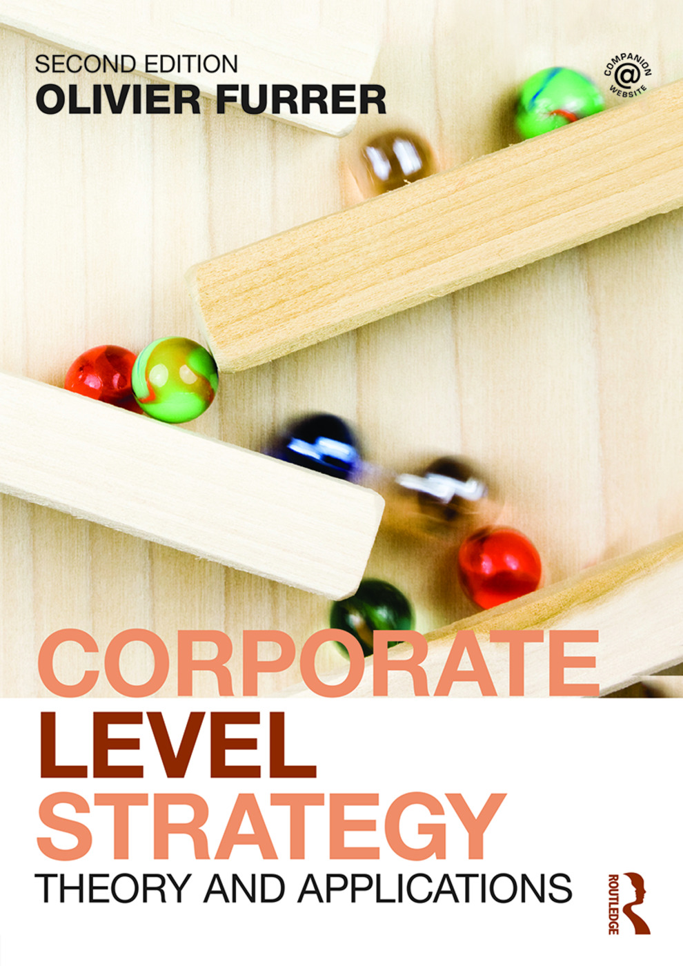 Corporate Level Strategy: Theory and Applications, 2nd Edition (Paperback) book cover