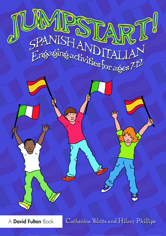 Jumpstart! Spanish and Italian: Engaging activities for ages 7–12 book cover