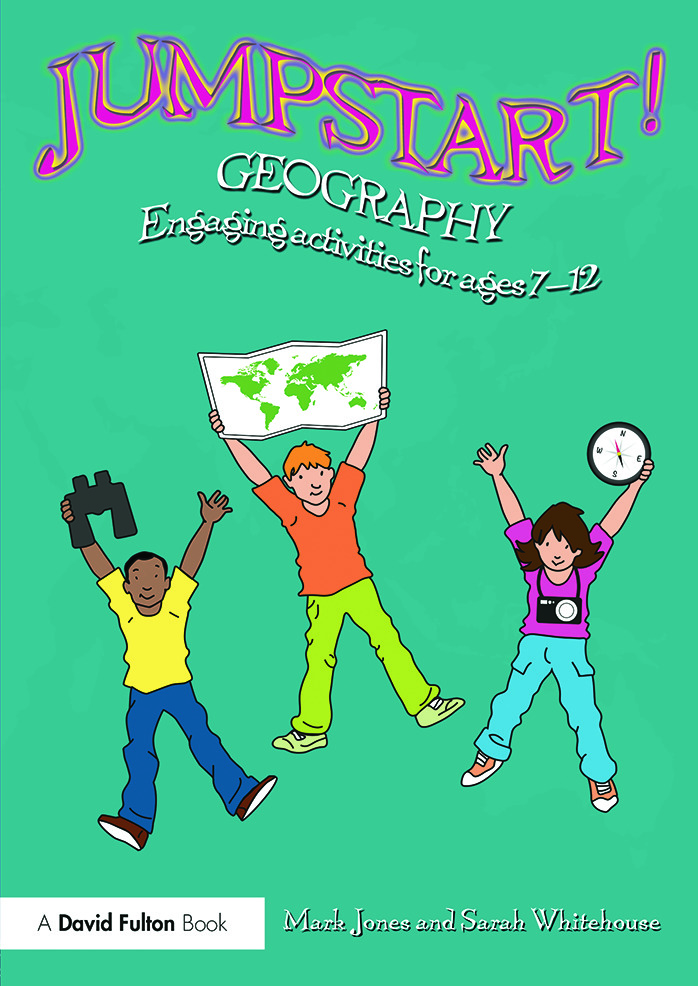 Jumpstart! Geography: Engaging activities for ages 7-12 book cover