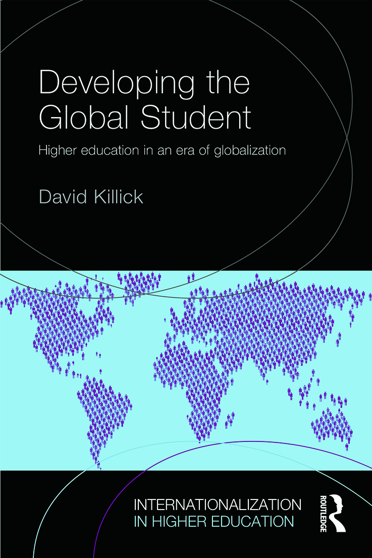 Developing the Global Student: Higher education in an era of globalization book cover