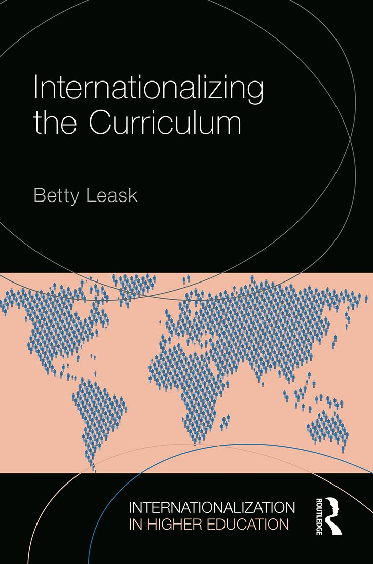 Internationalizing the Curriculum: 1st Edition (Paperback) book cover