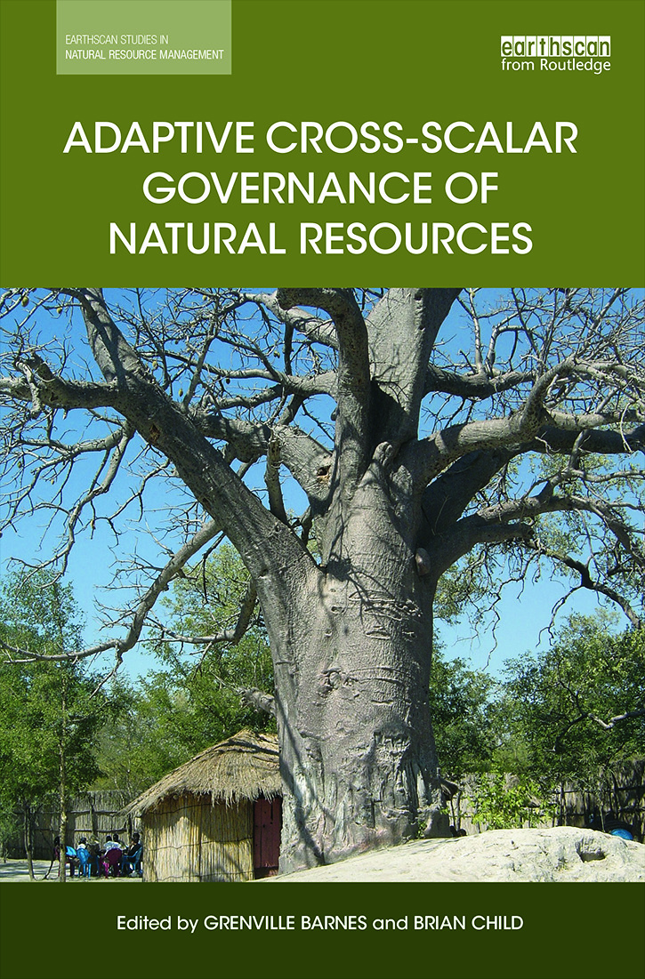 Adaptive Cross-scalar Governance of Natural Resources book cover