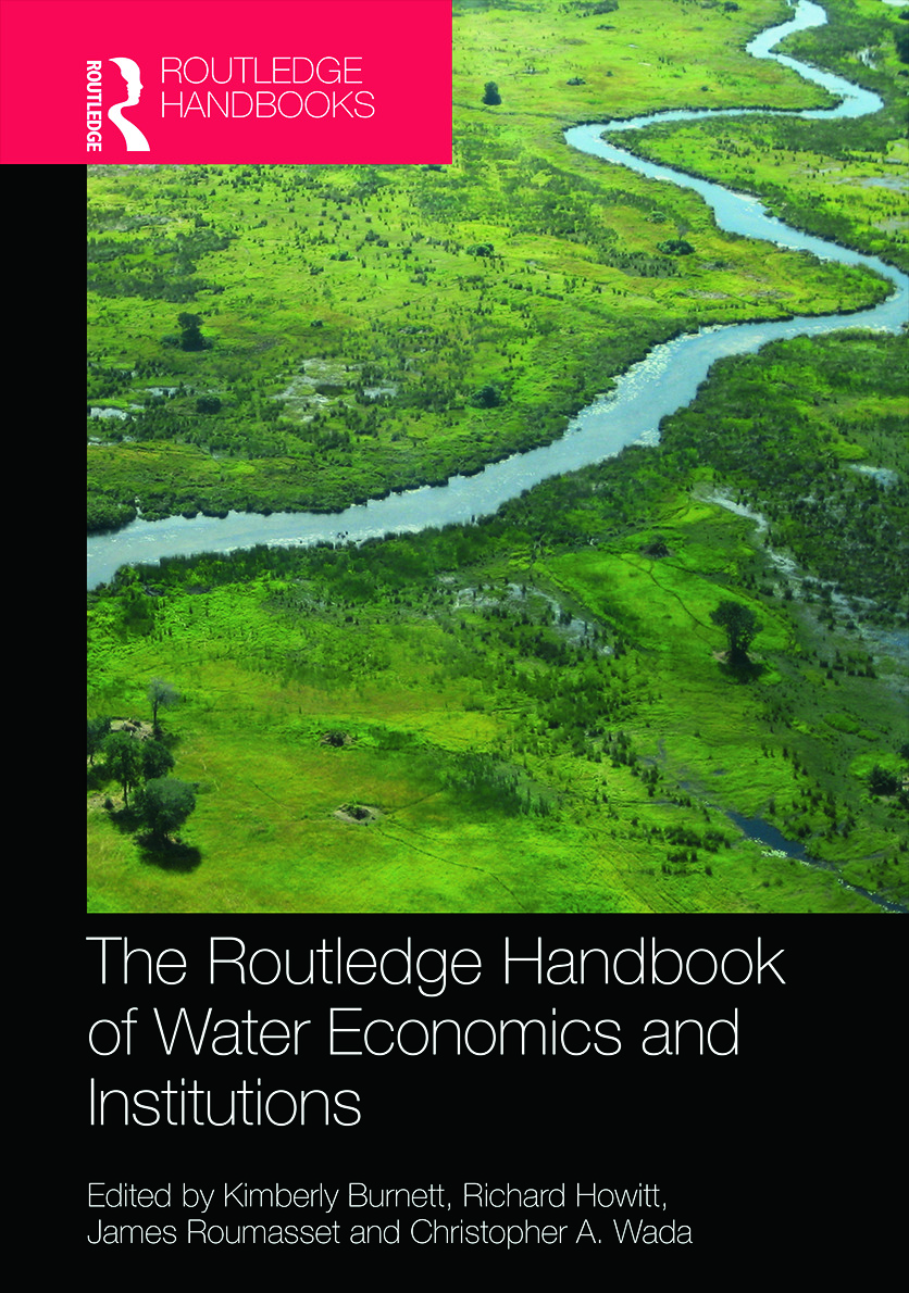 Routledge Handbook of Water Economics and Institutions (Hardback) book cover