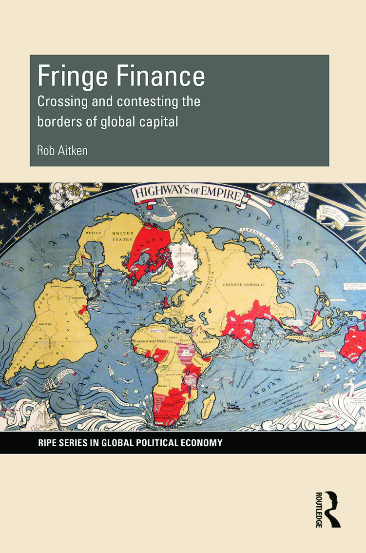 Fringe Finance: Crossing and Contesting the Borders of Global Capital book cover