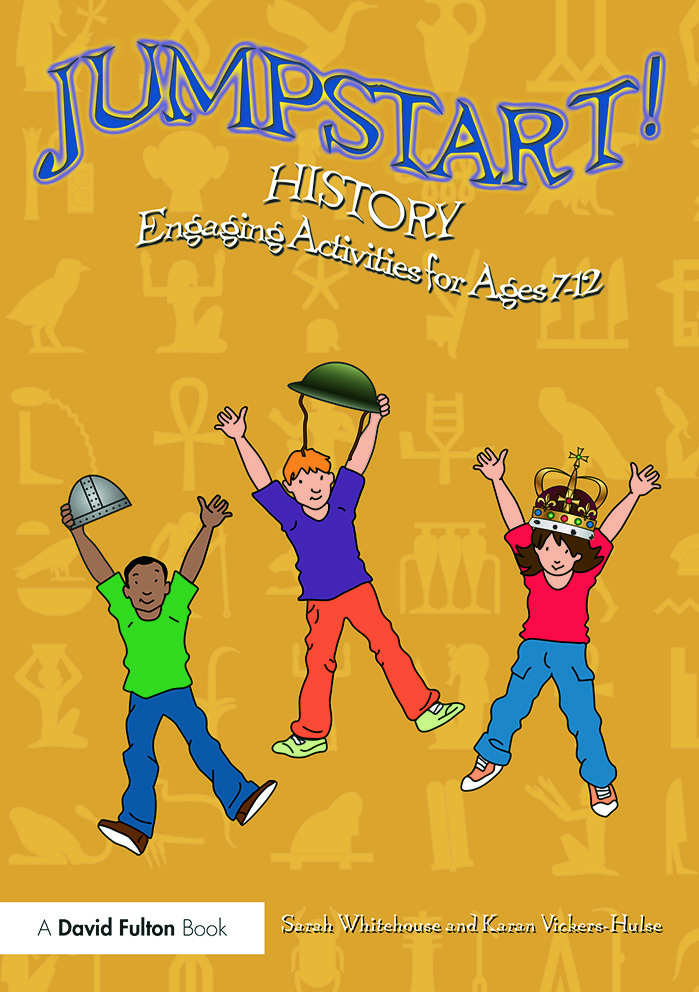 Jumpstart! History: Engaging activities for ages 7-12 book cover