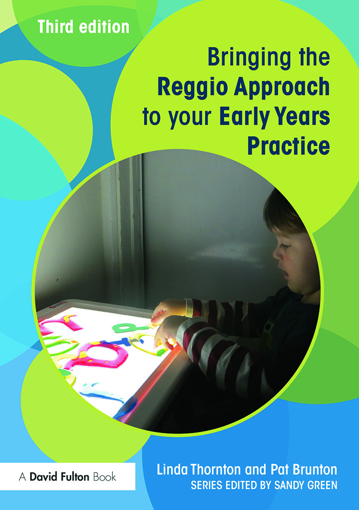 Bringing the Reggio Approach to your Early Years Practice book cover