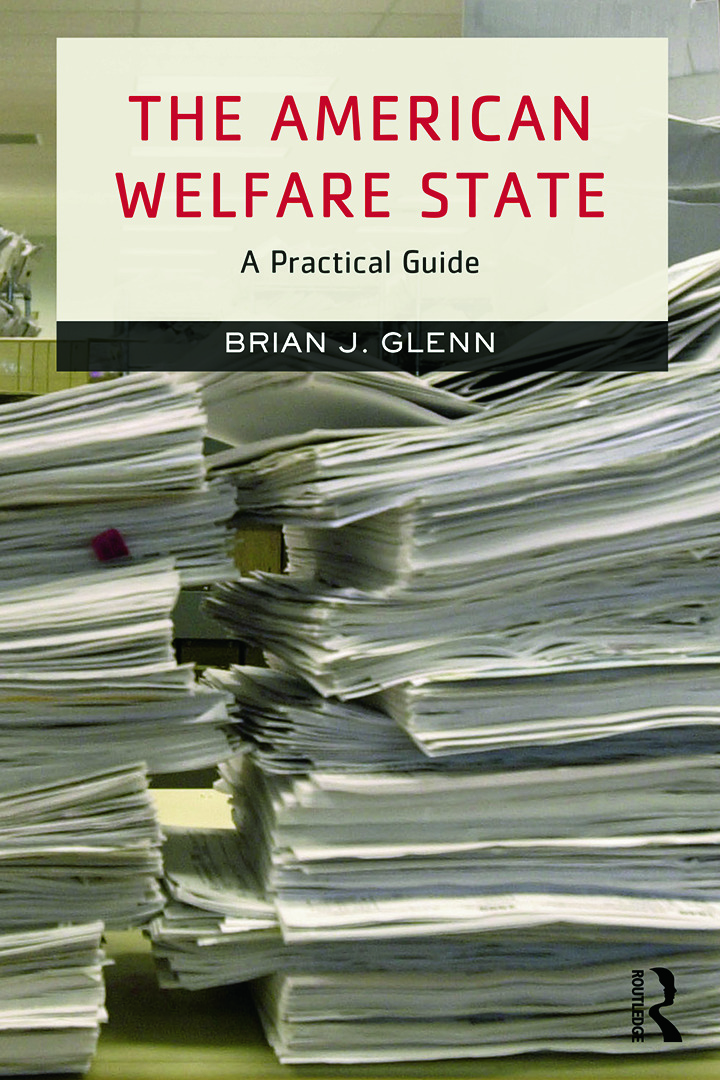 The American Welfare State: A Practical Guide (Paperback) book cover