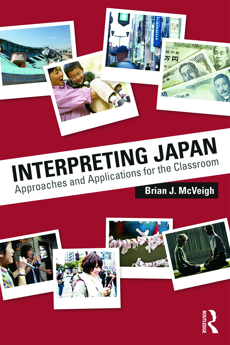 Interpreting Japan: Approaches and Applications for the Classroom book cover