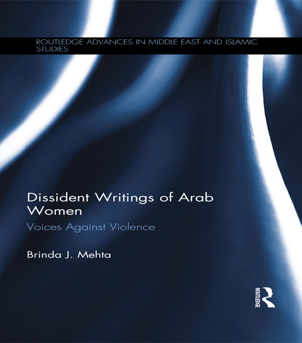 Dissident Writings of Arab Women: Voices Against Violence book cover