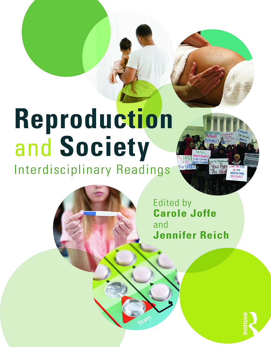 Reproduction and Society: Interdisciplinary Readings: 1st Edition (Paperback) book cover