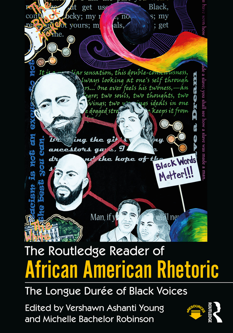 The Routledge Reader of African American Rhetoric: The Longue Duree of Black Voices book cover