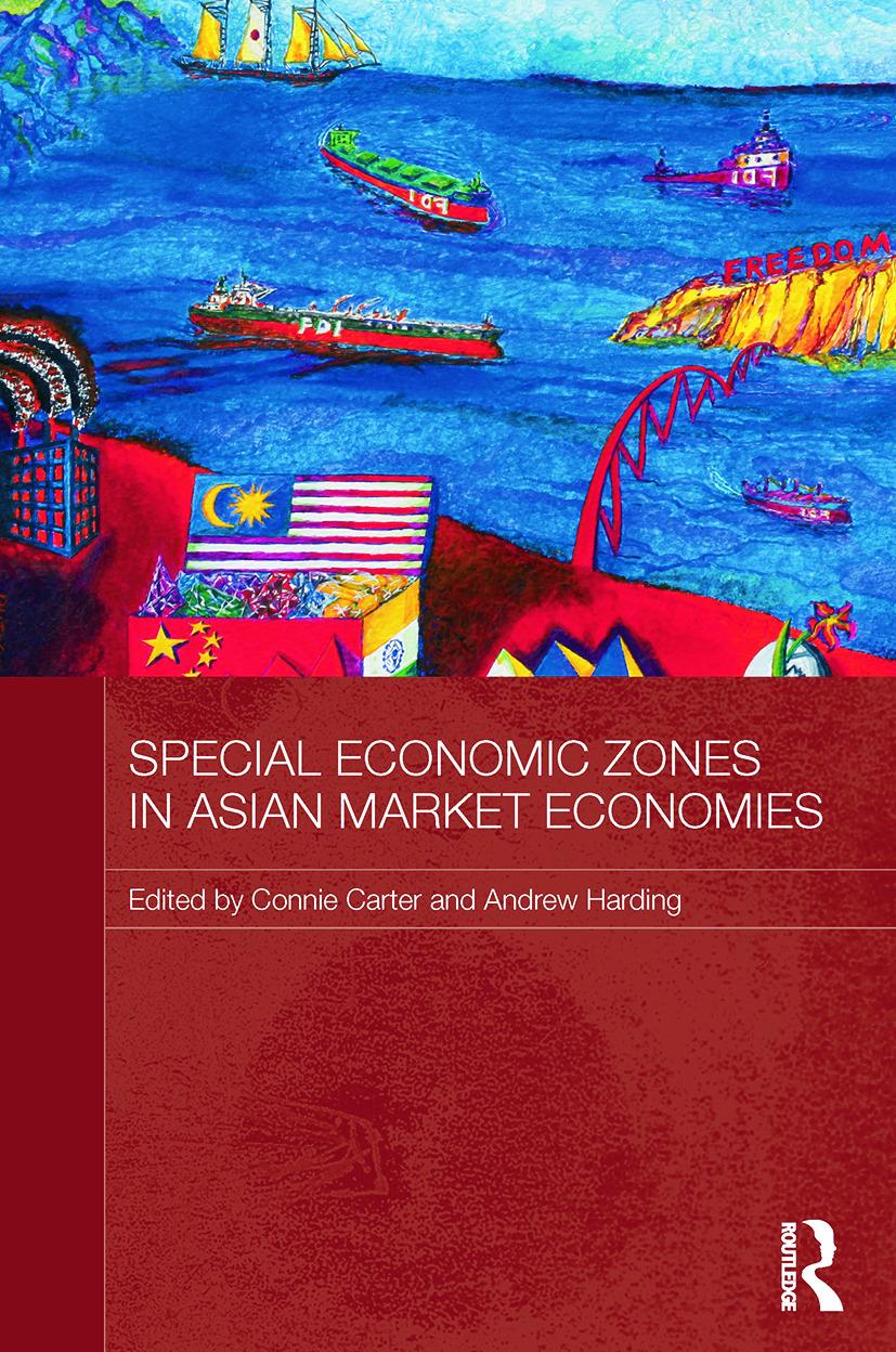 Special Economic Zones in Asian Market Economies